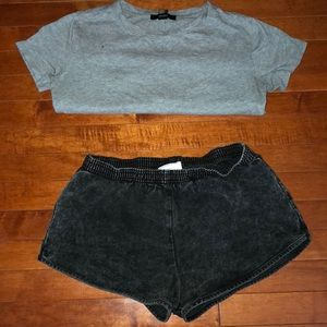American Apparel Acid Wash Shorts 〰️